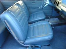 1965 Chevelle BUCKET SEAT HARDTOP SEAT COVERTS LIGHT BLUE