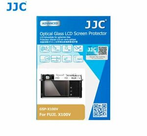 JJC GSP-X100V Ultra-thin Glass LCD Screen Protector for Fujifilm X100V camera