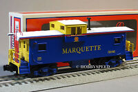 LIONEL MARQUETTE EXTENDED VISION ILLUMINATED CABOOSE 6-81028 O GAUGE car 6-81664