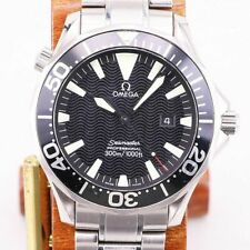 Omega Seamaster Pro 300m 2264.50 black Dial Wristwatch Pre-owned