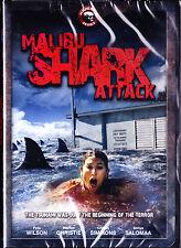 Malibu Shark Attack (DVD, 2011) Brand New
