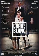 DVD...CARRE BLANC, C'est un Jeu Rien qu'un Jeu...JULIE GAYET / S.BOUAJILA...NEUF