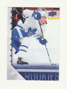 2020-21 UD Extended Series Young Guns RC 2005-06 Retro Tribute  - Pick From List