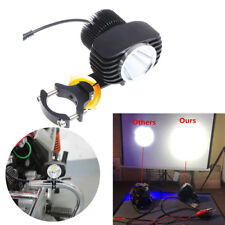 1 Pcs Waterproof IP65 6000K White Motorbike LED Headlight 18W with TG13 Bracket