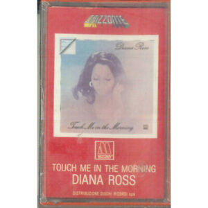 Diana Ross MC7 Touch Me In The Morning / Ricordi – ORK 78600 Sigillata