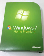 Windows 7 Home Premium Microsoft (Untested-Perhaps Incomplete-Preowned) Software
