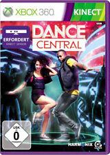Xbox 360 dance central 1 neu&ovp Kinect necesario
