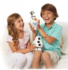 "Disney Frozen ""Olaf""-A-Lot Talking Olaf 50+ Phrases Interactive Kids Toy"