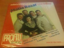 LP MATIA BAZAR PROFILI RICORDI SRIC 025 SIGILLATO ITALY 1982 MCZ