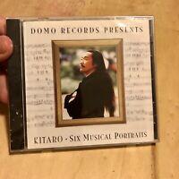 Kitaro- Six Musical Portraits, BN Sealed CD