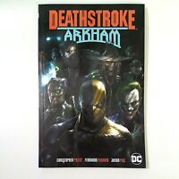 DEATHSTROKE Vol 6: ARKHAM (TPB, 2019) Priest   FREE SHIPPING