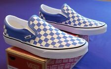 VANS SLIP ON OLD SKOOL AUTHENTIC  ERA CHECKER 10 MEN, 11.5 WOMEN! VISIT OUR EBAY