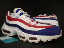 NIKE AIR MAX 95 INDEPENDENCE DAY OLYMPIC WHITE RED BLUE ATMOS 1 CJ9926-100 11.5