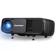 LED LCD Vidéoprojecteur Home Cinéma 1080P AV/USB/HDMI pour Xbox Smartphone Vidéo