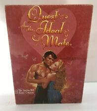 Quest For The Ideal Mate By Avalon Hill 1987 Marital Compatibility Board Game
