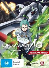 Eureka Seven Ao (Blu-ray, 2017, 4-Disc Set)