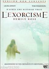 D.V.D../..L'EXORCISME D'EMILY ROSE.../...LAURA LINNEY....TOM WILKINSON.....
