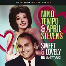 Sweet and Lovely - The Early Years, Nino Tempo & April Stevens, Audio CD, New, F