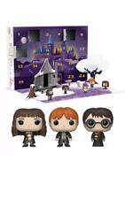 Funko Pop! Advent Calendar: Harry Potter Pocket Pop! Christmas In Hand Free Ship