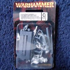 1997 Undead Wight Standard Bearer on Skeleton Steed 2.1 Warhammer Citadel MIB GW