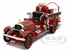 1921 AMERICAN LAFRANCE FIRE PUMPER ENGINE 1/32 DIECAST BY SIGNATURE MODELS 32371