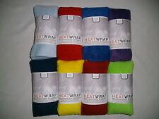 Heat /Cool pack. Microwaveable/Freezable. Lavender & Wheat bag - various colours