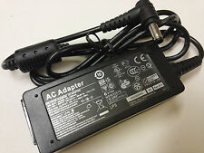 Laptop Ac Adaptador + Cable De Alimentación Para Toshiba Mini Ac100 Nb200 Nb305 10g Ct