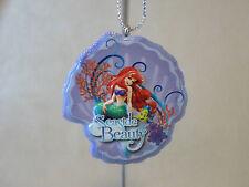 "Disney Little Mermaid Ariel Resin Ornament By Kurt S. Adler~1 1/2"" X 1 1/2"", NEW"