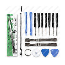 15 screw driver Forceps repair open tool kit for iphone 5C 5S 5G 4S 4G ipad ipod
