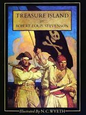 Illustrated Classics: Treasure Island by Robert Louis Stevenson (1981, Hardcover