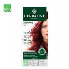 Herbatint Natural Hair Colour Crimson Red FF2 150ml
