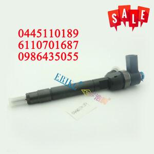 ERIKC Injektor Injector 0445110189 Jeep Grand Cherokee 2,7 CRD 4x4 120kW /163PS