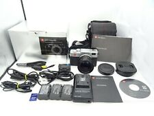 Leica comunicado de prensa CD-Leica M MP R Digilux 2 Raro libre de arañazos completamente en funcionamiento