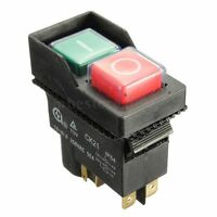Electric On Off BTN Switch For BELLE Minimix 140 150 Cement Concrete Mixers 240V