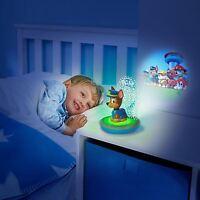 PAW PATROL CHASE MAGIC GO GLOW NIGHT LIGHT 3 IN 1 CHILDRENS LIGHTING FREE P+P
