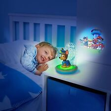 PAW PATROL CHASE MAGIC GO GLOW NIGHT LIGHT 3 IN 1 CHILDRENS LIGHTING FREE P+P