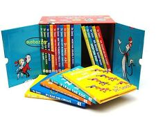 NEW The Wonderful World of Dr. Seuss Collection Classic 20 Books Box Set Gift