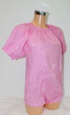 Capi d'abbigliamento erotico rose di gioco di ruolo PVC