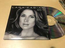 LARA FABIAN SPANISH CD SINGLE SPAIN 1 TRACK PROMO EPIC 2000 CARD SLEEVE SIN TI