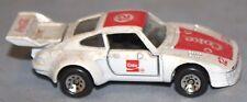 """Coca-Cola, Coke 3"""" Red & White Porsche Race Car """"Coca-Cola"""" & """"Coke"""""""