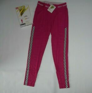 HELLY HANSEN Dragon Fruit Pink HH LIFA Base Layer PANTS Womens Size XL NEW