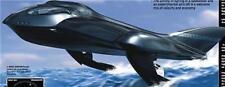Sea Phantom Speedboat Bugatti Mahogany Kiln Wood Model Large New