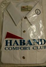 **PRICED TO SELL**Haband Comfort Club Shirt (short sleeves) Size-Large