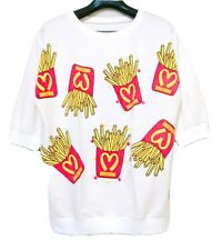 Moschino Fries Printed Top