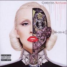 CD del álbum Christina Aguilera bi-on-IC (not Myself Tonight, I Hate Boys) Sony