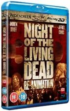 Night of the Living Dead  Re-Animation 3D  Blu Ray