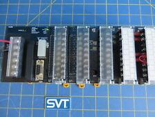 Omron PLC w/ SYSMAC CJ1M CPU11 PA202 ID21 OD21 AD041-V1 and PTS51 (qty 2)