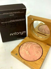 Antonym Certified Organic Baked Blush Rose Wooden Compact Case New