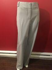 LARRY LEVINE Women's Grey Platinum Dress Pant - Size 16 - NWT $60