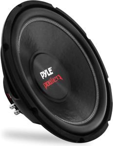 Car Audio Subwoofer 10 Inch Speaker Sub Dual 4 Ohm Enclosure Box Bass 1000 Watt
